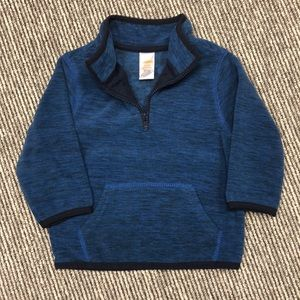 1/4 Zip Gymboree Fleece